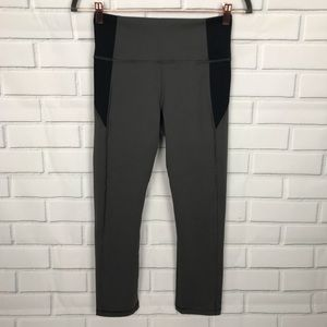 Under Armour Hi-Rise Capri Leggings